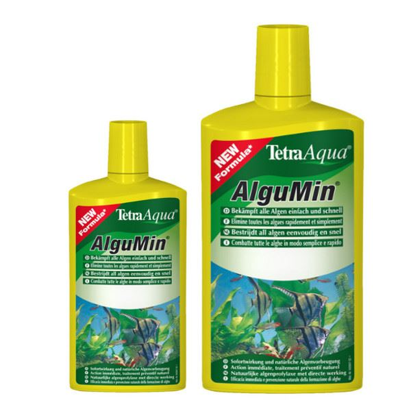 Tetra Algumin Aquarium Treatment