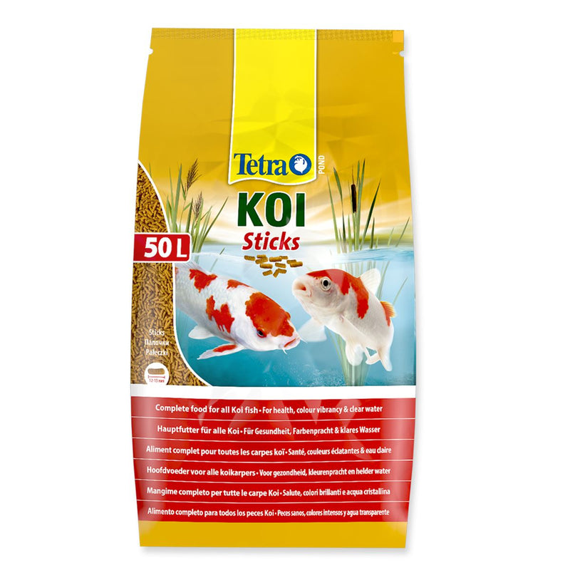 Tetra Pond Floating Koi Sticks Fish Food