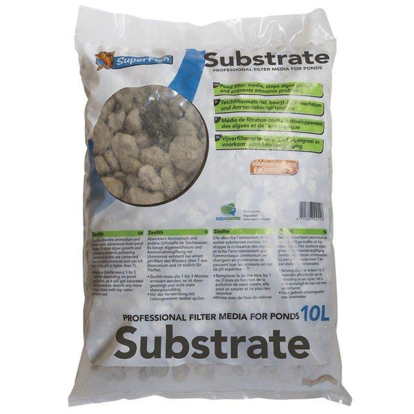 Superfish Substrate Pond Filter Media - 10 Litres