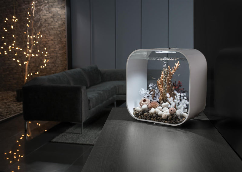 BiOrb White Life Aquarium 30L - MCR Light