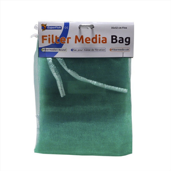 SuperFish Filter Media Bag for Aquarium and Ponds - 35 x 52cm Fine