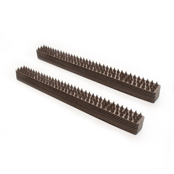 KCT Fence and Wall Anti Crime & Pests Spike Set - 20 Pack