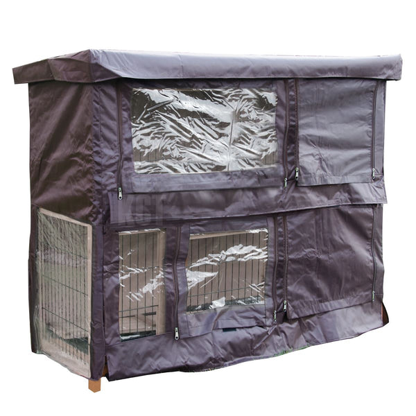 KCT Cover for Milan Large Rabbit Hutch