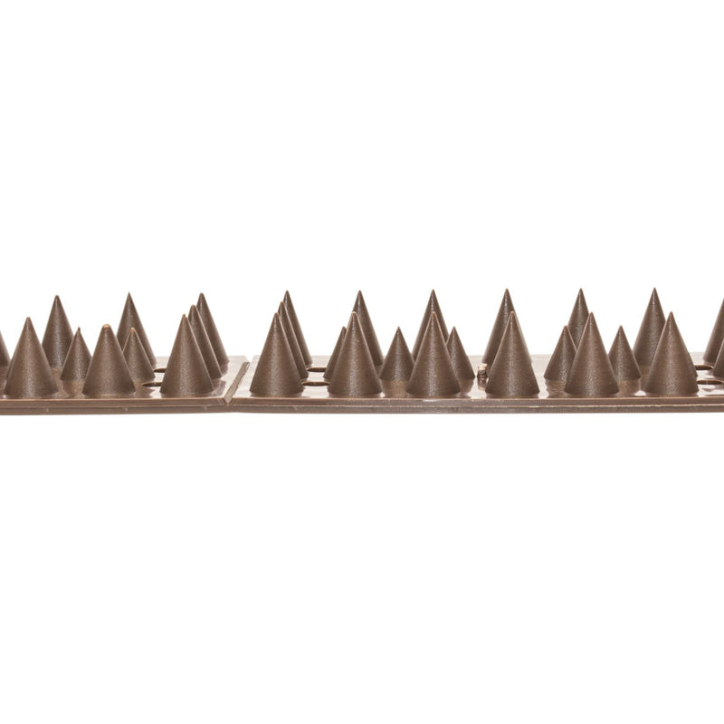 KCT Fence and Wall Anti Crime & Pests Spike Set - 10 Pack
