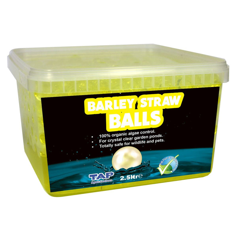 TAP Pond Barley Straw Pond Water Treatment Balls