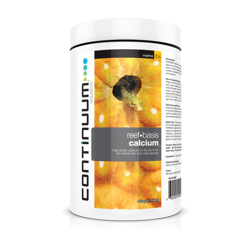 Continuum Reef Basis Calcium Dry 200g