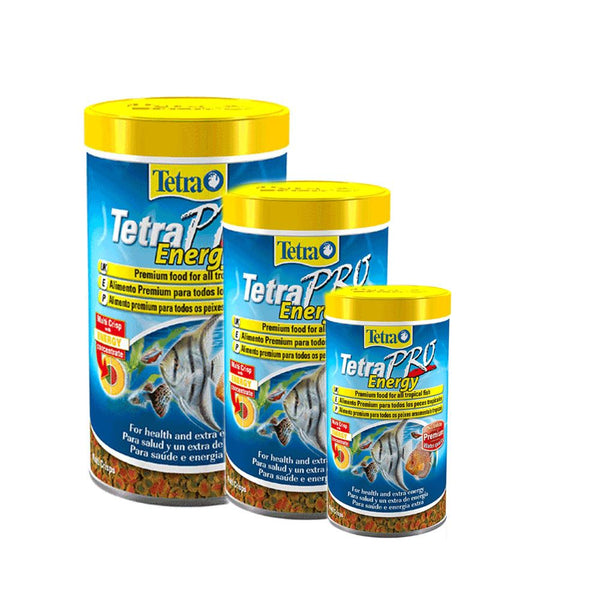 TetraPro Energy Tropical Aquarium Fish Food