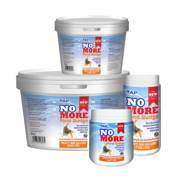 TAP No More Pond Sludge Treatment Balls