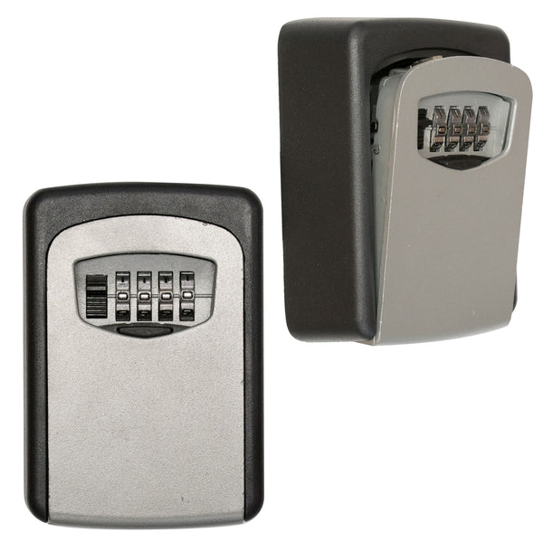 KCT Combination Wall Mounted Key Safe (2 Pack)