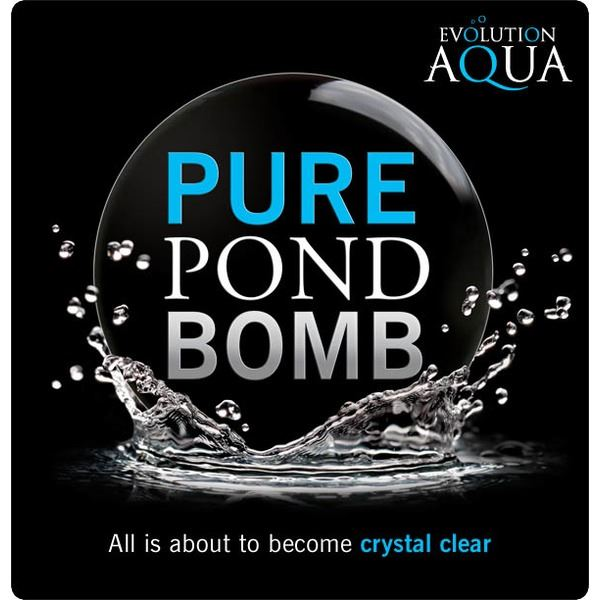 Evolution Aqua Pure Pond Bomb - Single Bomb Water Treatment