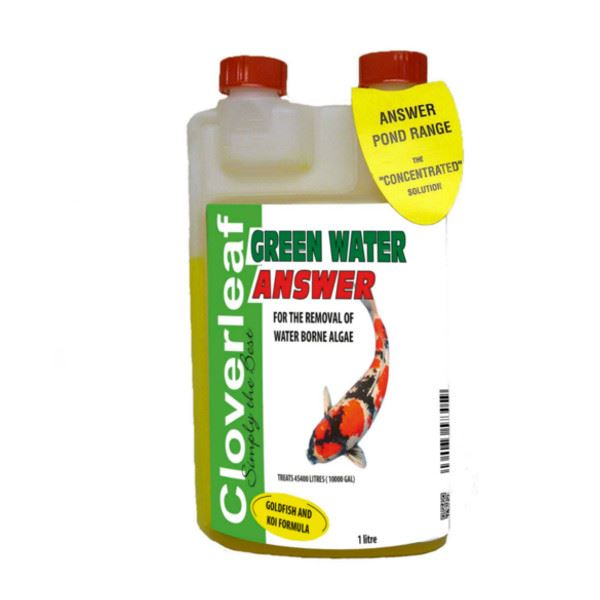 Cloverleaf Green Water Answer Treatment