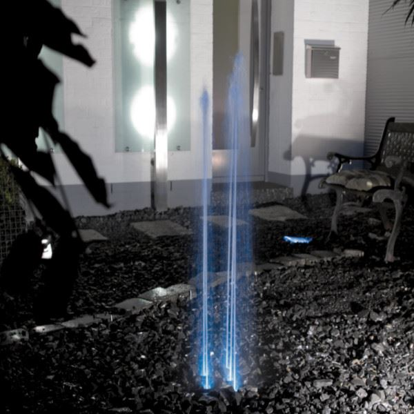 Oase Water Quintet - Illuminated Pond Water Feature (50187)