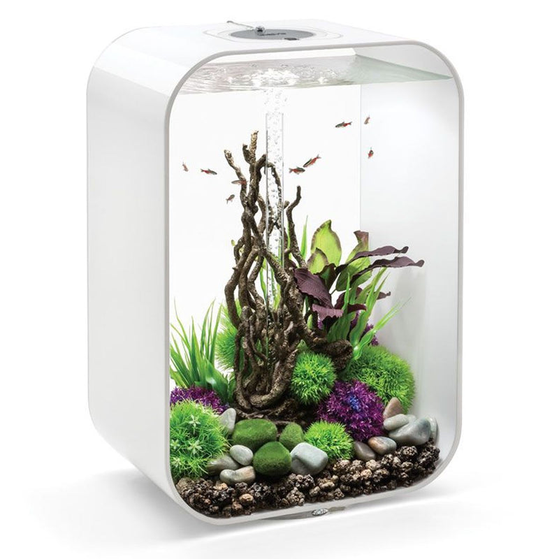 biOrb White Life Aquarium 60L - MCR Light