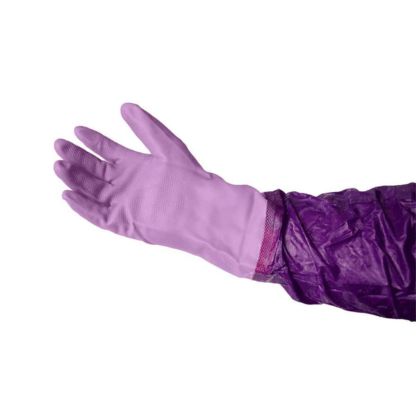 Pisces Purple Pond Gloves