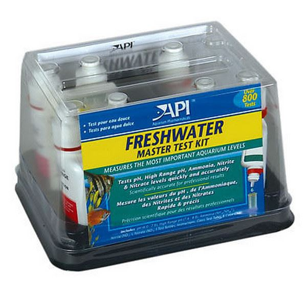 API Freshwater Aquarium Test Kit