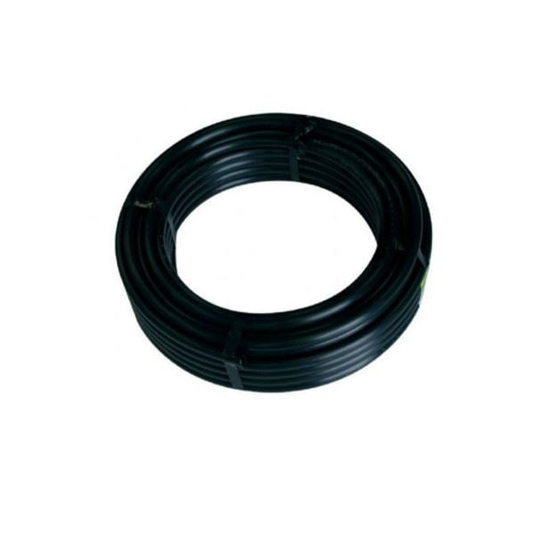 Airline Tubing - Black & Clear