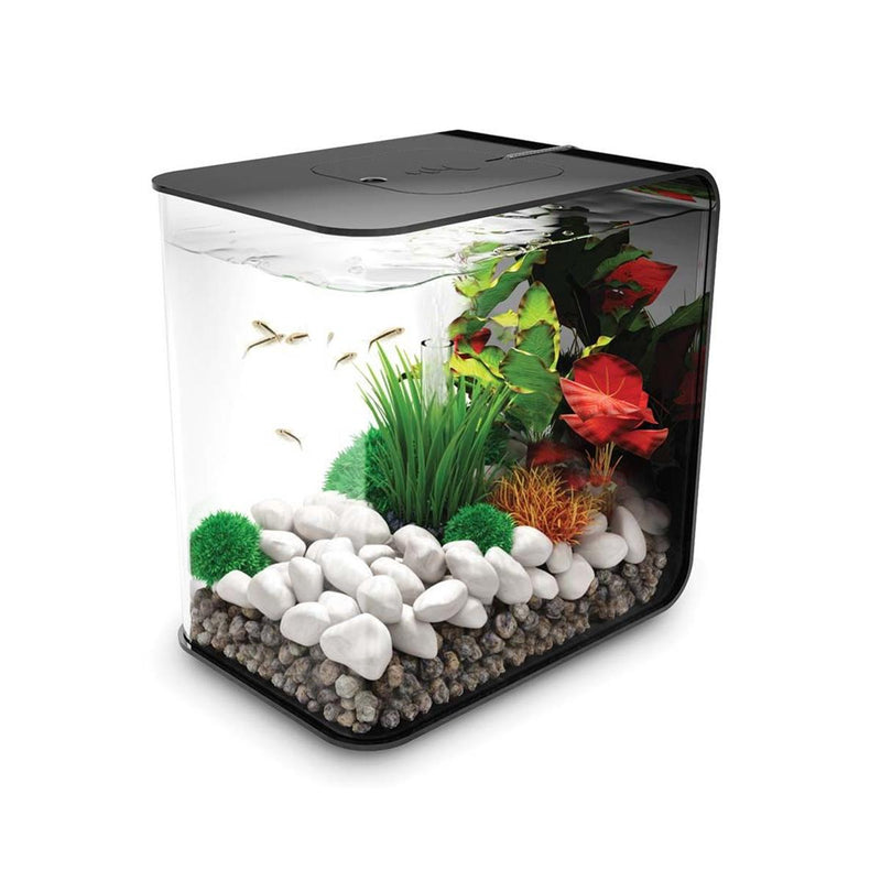 biOrb Flow 15L Aquarium Black with MCR Light