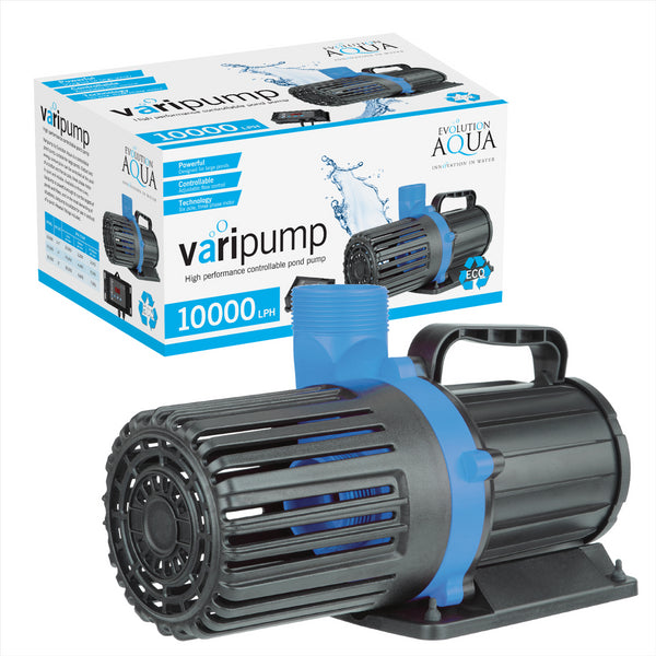 Varipump Pond Filter Pump - Evolution Aqua