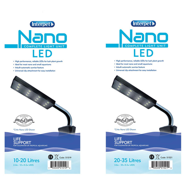 Interpet Nano LED Light Units