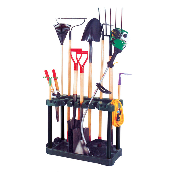 KCT Garden Tool Rack Trolley with Wheels