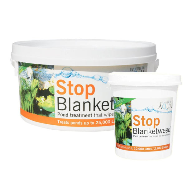 Evolution Aqua Stop Blanketweed Water Treatment