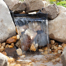 Pontec PondoFall Waterfall & Stream Outlet Chutes