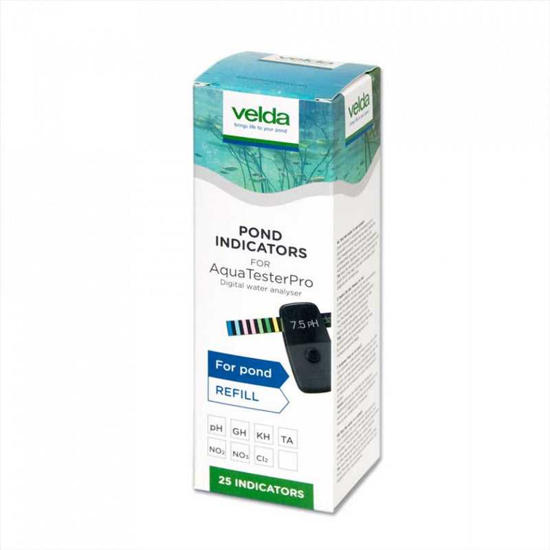 Velda Pro Tester 25 Test Indicator Strip Pack