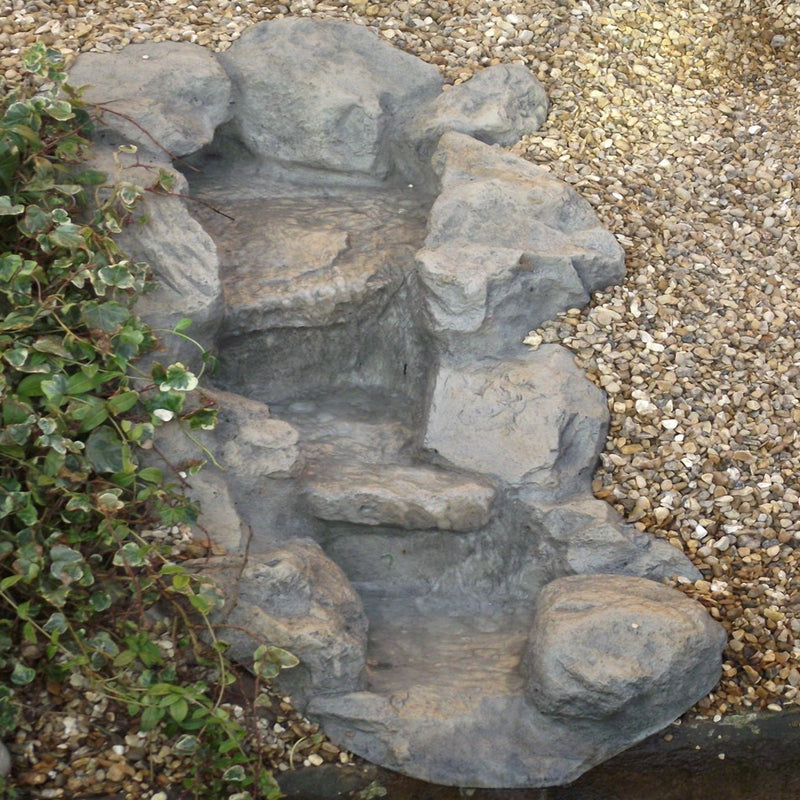 Oase Rockways Atlantis Midi Double Step Waterfall
