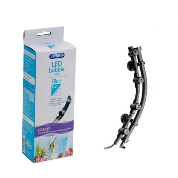 Interpet Aquarium Bubble Wands with Lights