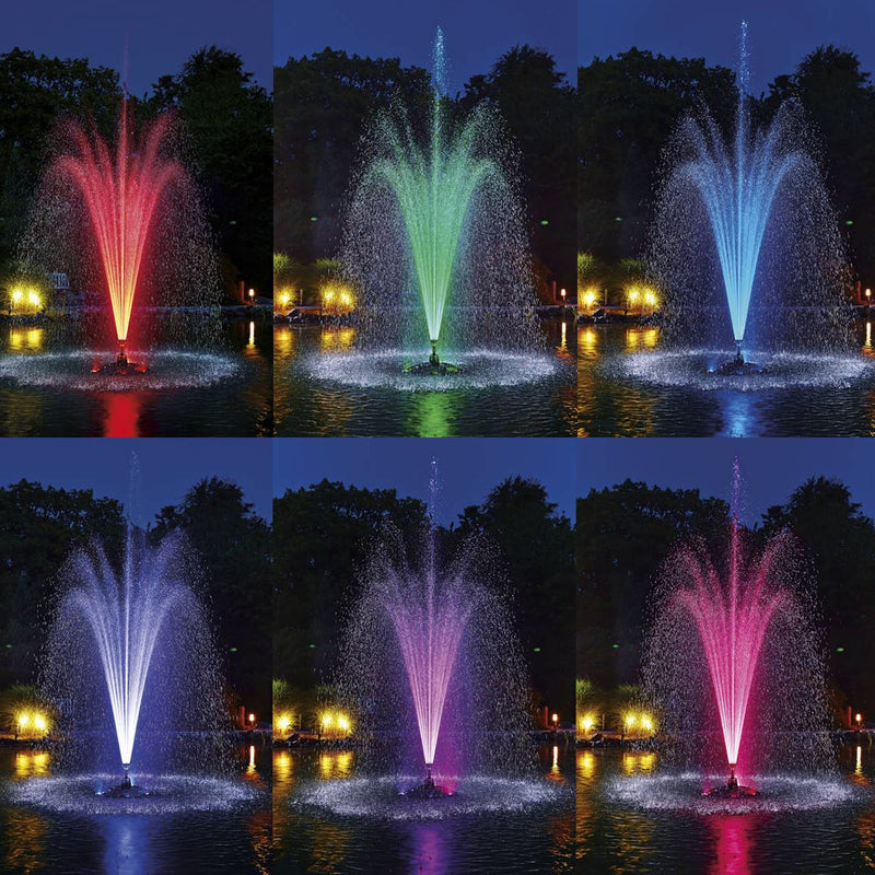 Oase Floating Fountain Illumination Set RGB for PondJet Eco Floating Fountain - 42641