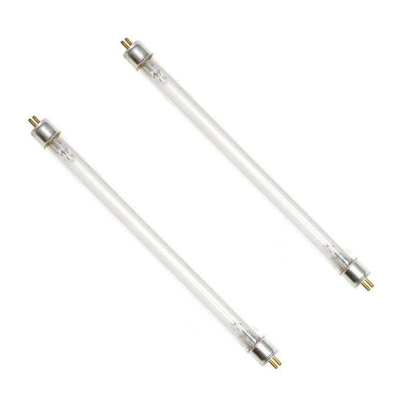 Twin Pack Hozelock 12 Watt T5 UV Pond Filter Bulbs
