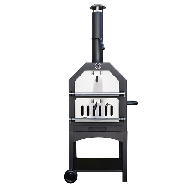 KCT Outdoor Wood Fired Pizza Oven