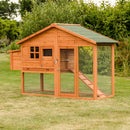 KCT Malaga Chicken House Including Cover