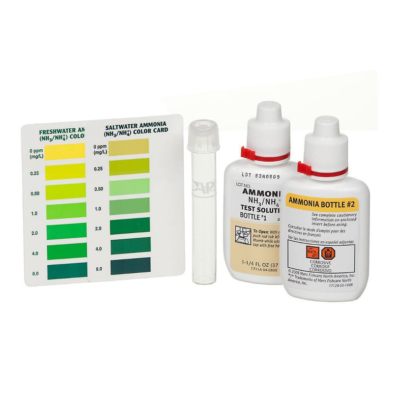 API Liquid Salt Water Master Test Kit