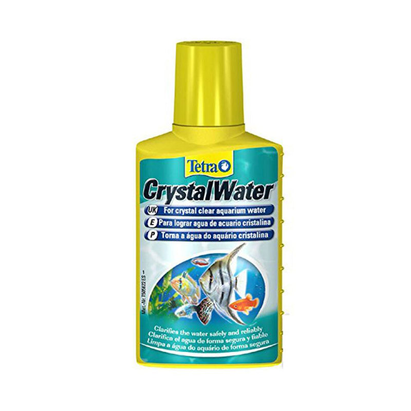 Tetra Aquarium Crystal Water Treatment