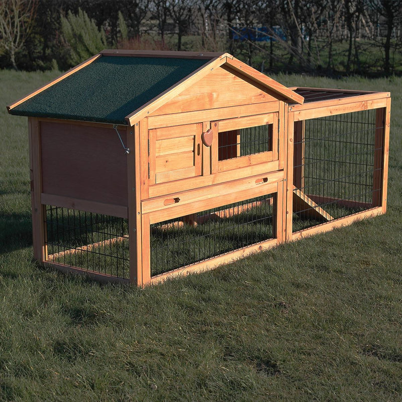 KCT Verona Rabbit House with Cover