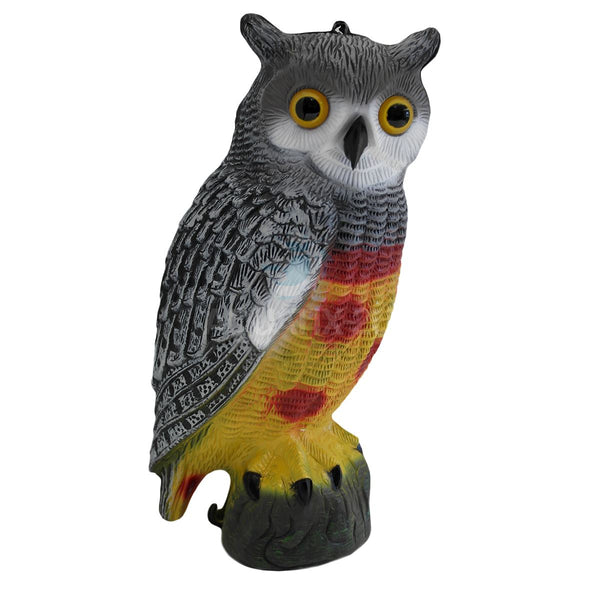 Pisces Decorative Decoy Owl