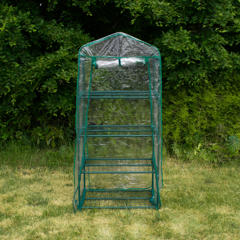 KCT 4 Tier Mini Greenhouse Growhouse
