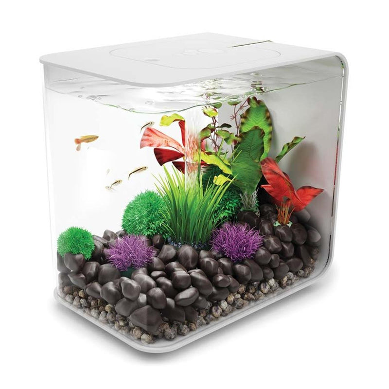 biOrb Flow 30L Aquarium White with MCR Light