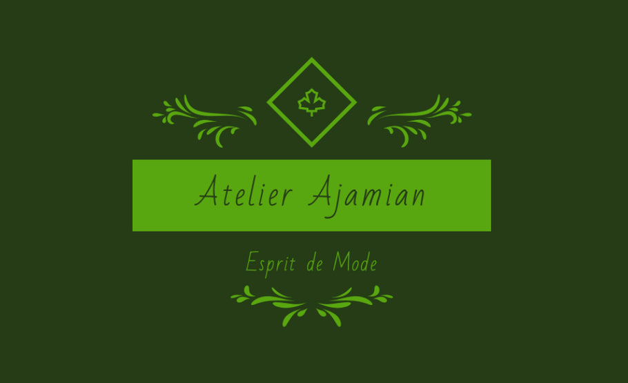 Atelier Ajamian - Our Story