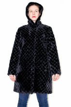 Diamond Fur Coat