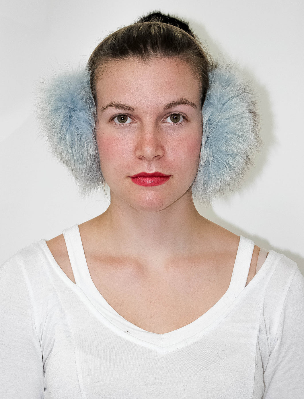 Blue Ear Muffs