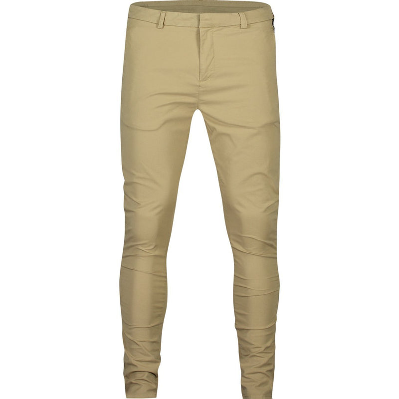 CHINO SKINNY TROUSERS IN KHAKI - CR7 Cristiano Ronaldo