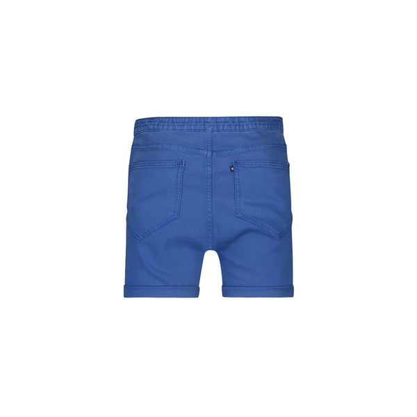 Jogger 5-pocket shorts in coloured stretch denim - CR7 Cristiano Ronaldo