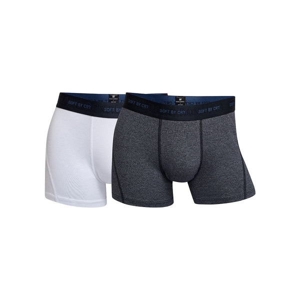 Mens bamboo trunks 2-pack - CR7 Cristiano Ronaldo