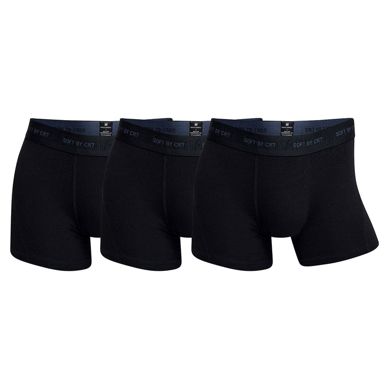 Mens bamboo trunks 3-pack - CR7 Cristiano Ronaldo