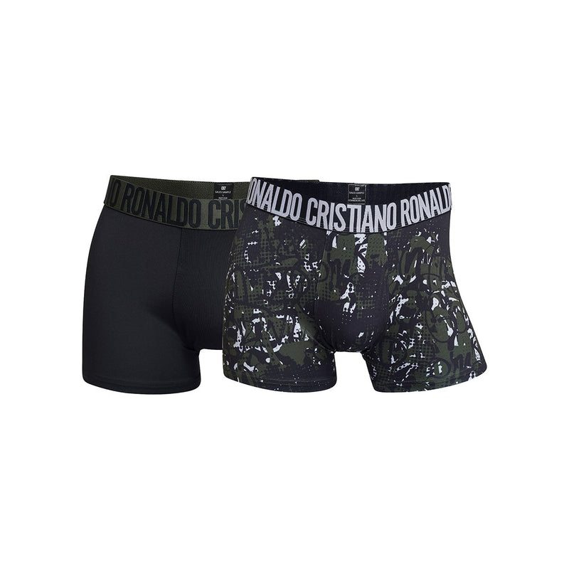 Mens camouflage trunks 2-pack - CR7 Cristiano Ronaldo