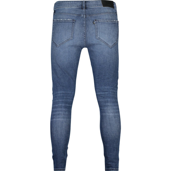Super skinny fit jeans in dark indigo stretch denim - CR7 Cristiano Ronaldo