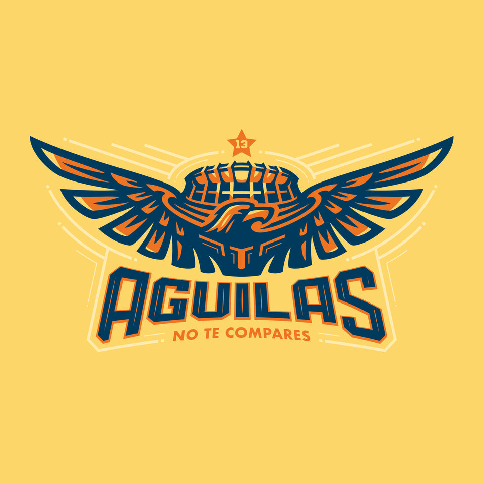 "Aguilas ""No te compares"" T-Shirt"