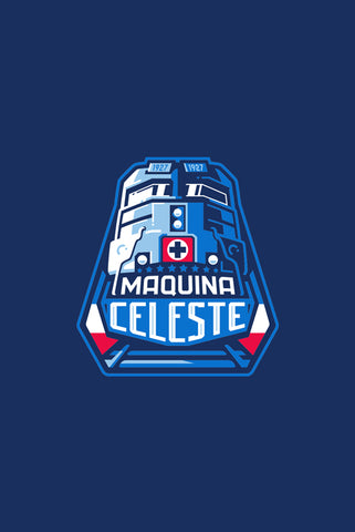 "Phone Wallpaper ""Maquina Celeste"""